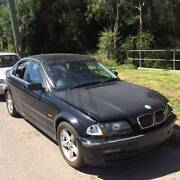 BMW 320i Sedan 1999 PARTS Chipping Norton Liverpool Area Preview
