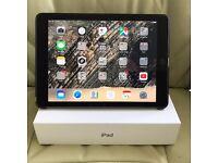 iPad 2017 128Gb wifi model Space Grey with 3 Year Warranty * latest model