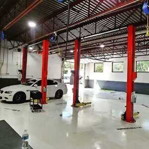 High End Full Service Mechanic Shop for Sale in North York