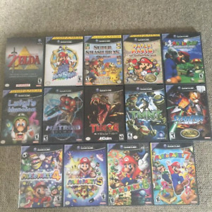 Looking To Trade Or Buy Gamecube Games