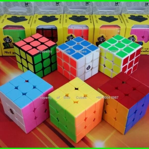- Cong's Design Meiying 3x3 Rubik's cube for sale Singapore.