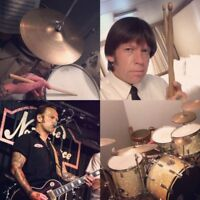 1on1 DRUM and GUITAR lessons available