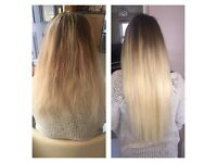Hair extension (fitting only)
