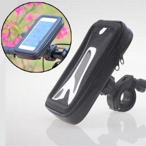 Waterproof GPS SAT NAV Case Bag Mount Holder Motorbike motorcycle Bike Hot Sale