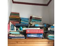 Biochemistry, Chemistry and general Science books