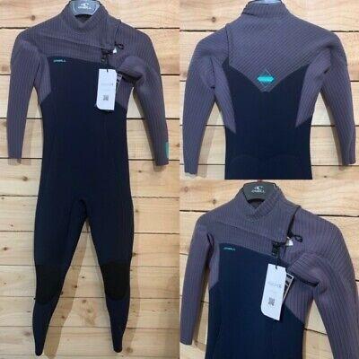 O'Neill Ladies Hyperfreak 5/4+ Winter Wetsuit Chest Zip Womens Abyss 2020