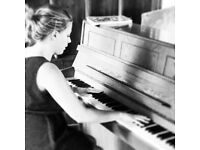 Piano Lessons in Tiverton, Exeter and surrounding areas