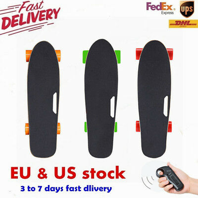 Four Wheel Boost Electric Skateboard Wireless Remote Controle Scooter unicycle