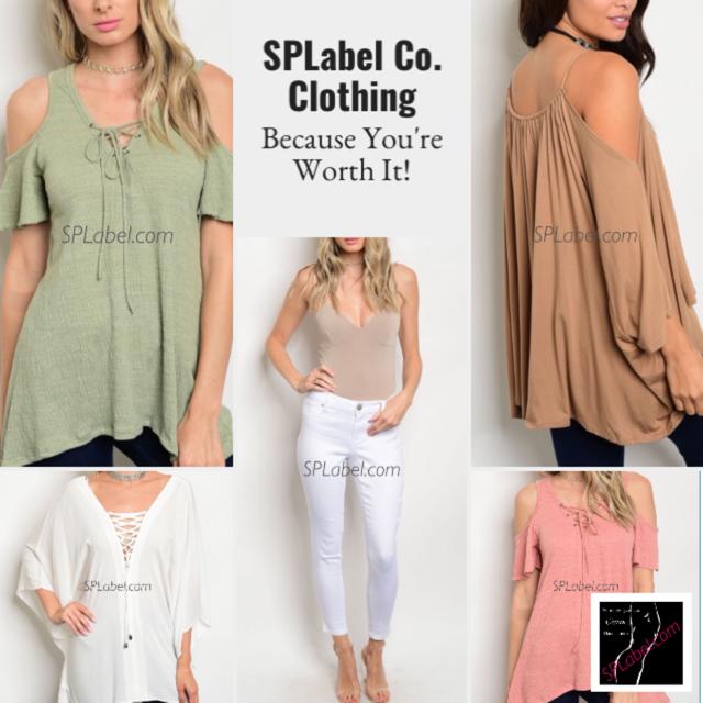 SPLabel Co. Clothing