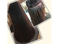 hair extensions la weave/individuals
