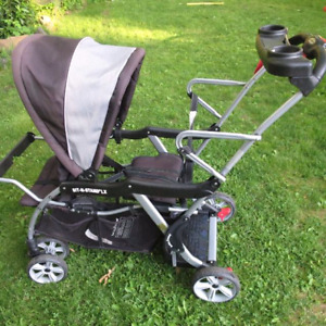 Baby Trend Sit-N-Stand LX- Used