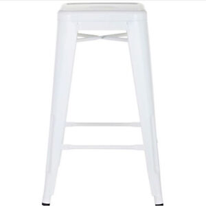 x2 Black and White Bar Stool Adelaide CBD Adelaide City Preview