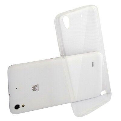 Handytasche Case Handy Etui ULTRA SLIM TRANSPARENT Hülle Samsung Galaxy A2 Core  (Etui Samsung Galaxy Core 2)