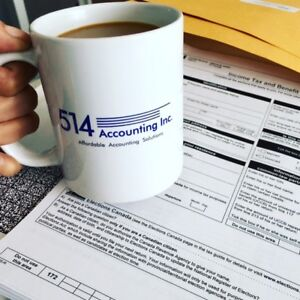THE ALTERNATIVE TO EXPENSIVE ACCOUNTING FIRMS *CALL 514 712-3851