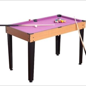3 in 1 BRAND NEW game table