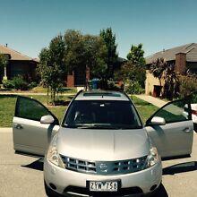 Nissan Murano Ti Cranbourne Casey Area Preview