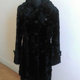 Winter Coat Black
