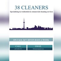 38 Cleaners