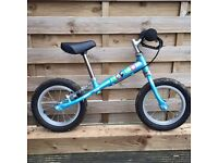 Too Too Aluminum Balance Bike, 1 Brake, 12 and half inch Wheel