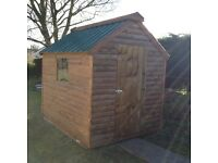 8ft x 6ft 19mm Log Board Now Only £420 delivered and set up