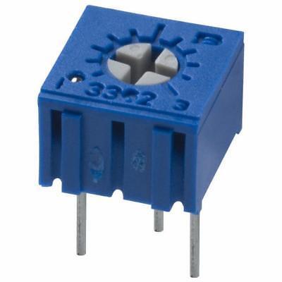 Bourns 3362 Series Trimmer Potentiometer Trimpot 300 Ohms Top Adjust