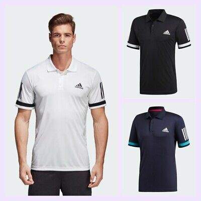 Adidas Originals Club Polo Performance Golf Club Men's Short Sleeve Polo Shirts