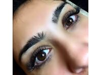 Russian Volume Eyelash Extensions £65 a full set