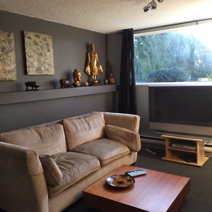 Garden Level Suite in North Vancouver
