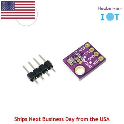 Bme280 Temperature Humidity Barometric Pressure Sensor Module I2c Spi F Arduino