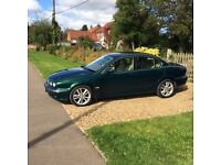 Jaguar x-type Sovereign 2.2 Diesel saloon 2008