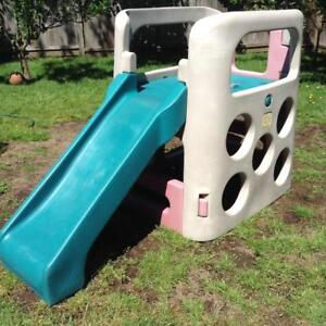 Step 2 Climber and Slide  &  Kids Play Kitchen