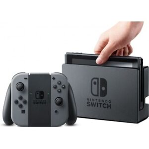 NINTENDO SWITCH *LIKE NEW* 3 GAMES INCLUDED