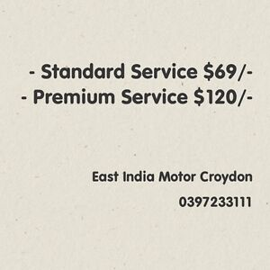 Best price mechanic Nunawading Whitehorse Area Preview