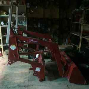 Ventrac KH500 Loader Attachment, Bucket, Weight Package
