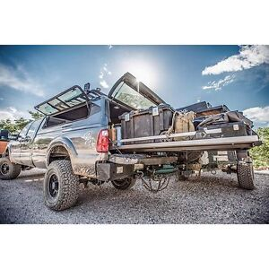 Bedslide at Cap-it - Never Crawl Into Your Truck Bed Again