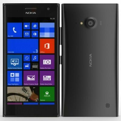 Microsoft Nokia LUMIA 735 16GB VERIZON BLACK Windows 10 Mobile