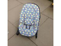 BABY CHAIR AND CHILDS BOOSTER SEAT