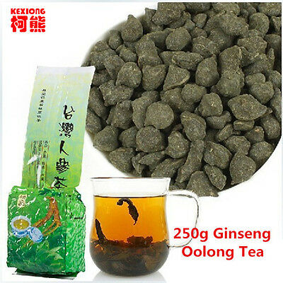 250g Famous Taiwan Ginseng Oolong Tea Tie guan yin Tea Green Tea Wu Long