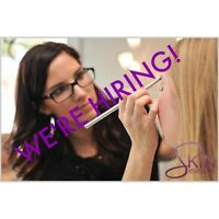 Advanced Esthetician (Part-Time leading to Full-Time)