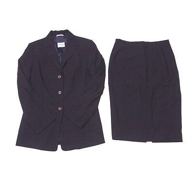 GIANFRANCO FERREt Suit 3 Button Ladies Authentic Used C1847