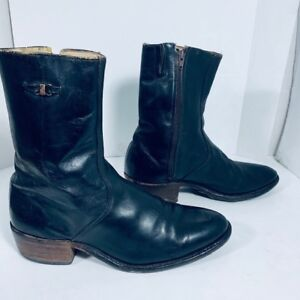 FRYE - bottes homme - taille 10 US