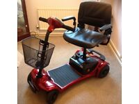 MOBILITY SCOOTER - USED ONCE - LIKE BRAND NEW