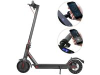 "Smarthlon APP 25km/h 350W Electric Scooter 8.5"" E-Scooter City Scooter Foldable"
