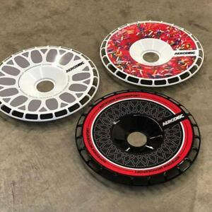 COLORED AERODISC - for ROTIFORM LAS-R and RSE - 19inch only ----- free shipping *CANADA ONLY*