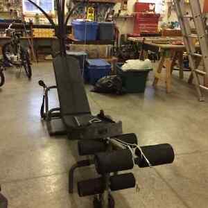 Bowflex Exercise Machine w/ Leg attachment London Ontario image 4