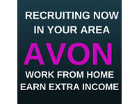 Extra Income - Join Avon as a Rep - Work From Home - Part Time - Full Time - Party Plan - Nottingham