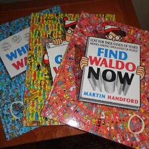 Where is WALDO Search Book for all AGES