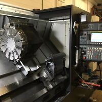 HYUNDAI L300 LA HIGH ACCURACY HIGH PRODUCTION CNC TURNING CENTER