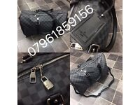 Louis Vuitton ,hold all, gym bag, men's & womens