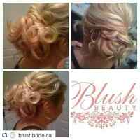 Blush Bride Beauty Team To Go